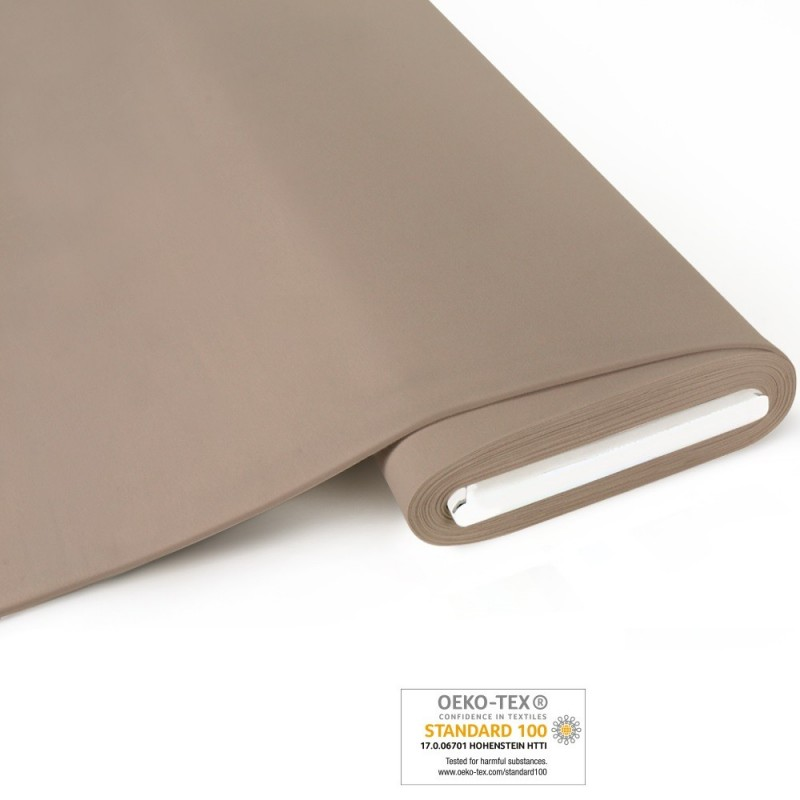 Bio French Terry brushed uni - sand - Art-Nr. 1100-880