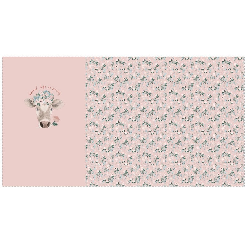 PRETTY COW T-SHIRT - PANEL - 2114 | jp5