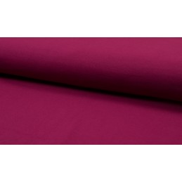 ORGANIC FRENCH TERRY UNI - FRAMBOISE - OR5500-018