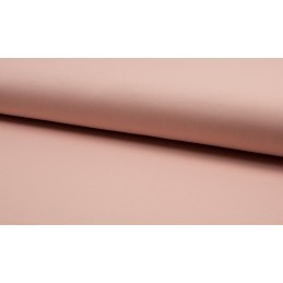 ORGANIC FRENCH TERRY UNI - DUSTY ROSE - OR5500-032