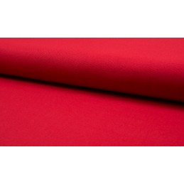 Heavy (Grob) Canvas Coated (beschichtet) - Rot - RS0301-015