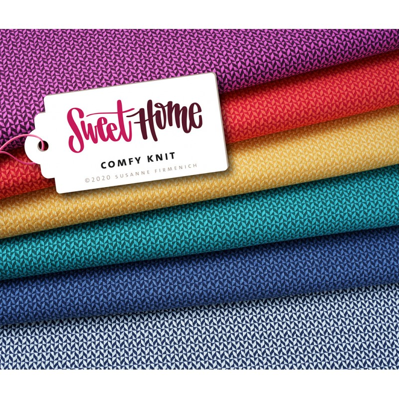 Sweet Home - Comfy Knit - Farbkombination 6: A17/10 - 183H87A